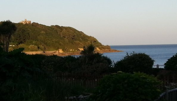 Evening in Falmouth