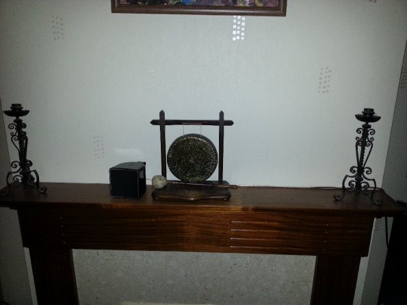 Gong And Candlesticks