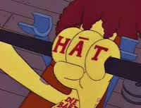 Simpsons-Hat
