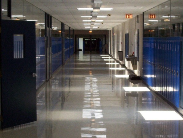SchoolHallway