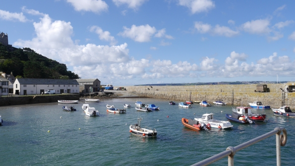St Michael's Mount 4