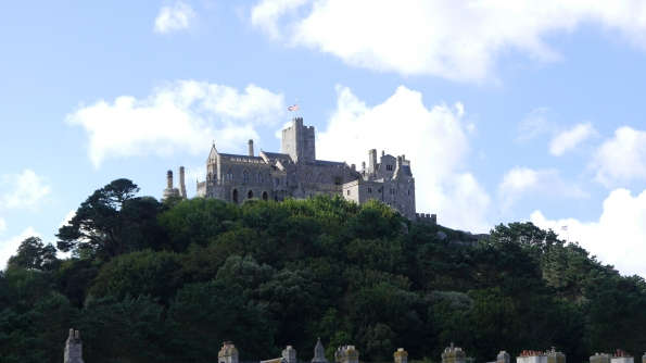 St Michael's Mount 5