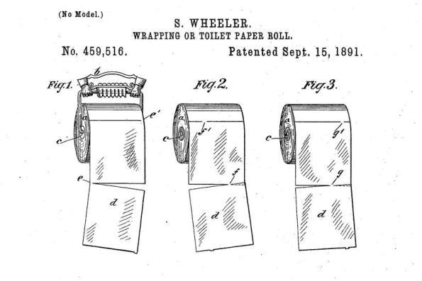 Picture via cnet.com, but since it's a patent I'm assuming it's public domain